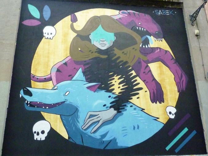 muros tabacalera lavapies madrid streetart grafitti