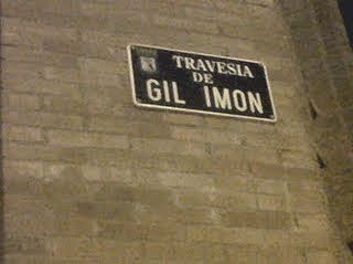 Travesia de Gil Imon