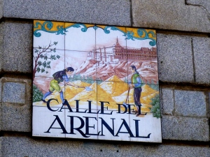 calle arenal