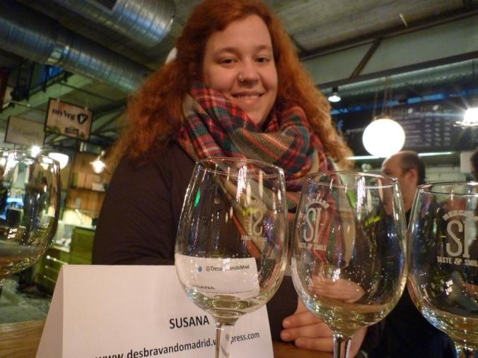 degustaçao vinhos cata vinos mercado san ildefonso streetmarket madrid