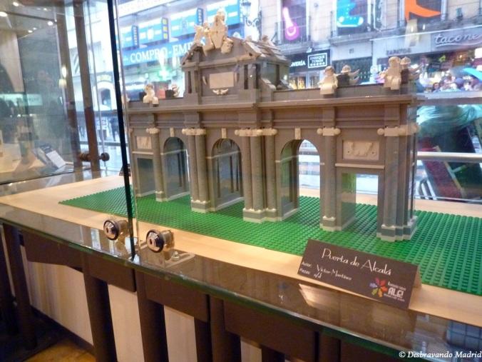 exposição lego exposicao madrid callao fnac