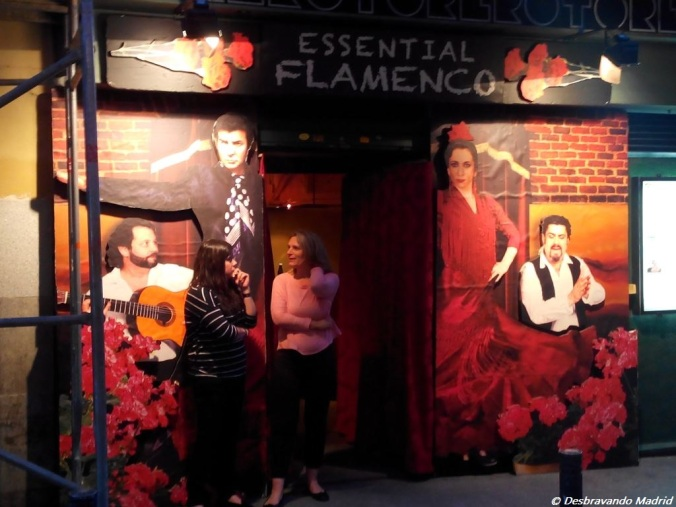 essential flamenco madrid centro espectaculo