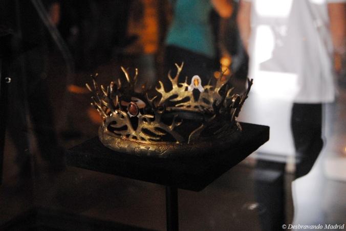 Coroa de Joffrey I antes de se casar