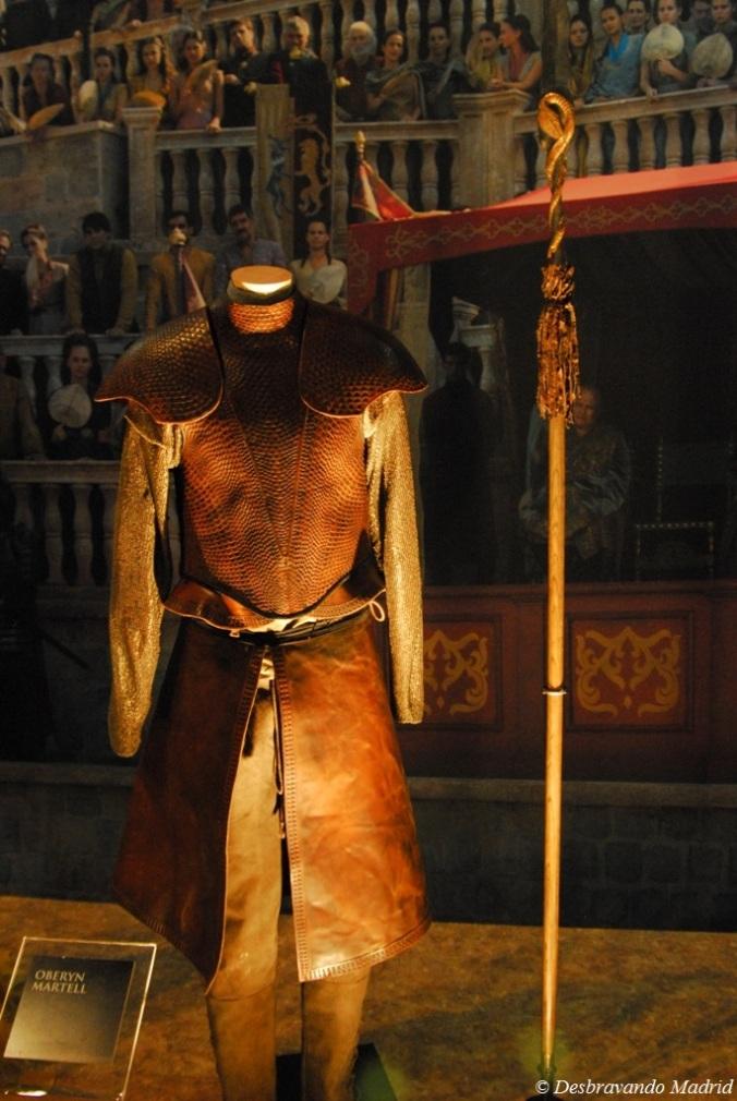 Oberyn Martell e a s ua lança